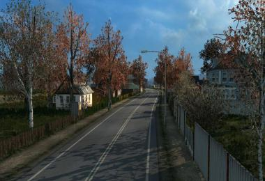Early & Late Autumn Weather Mod  v4.9