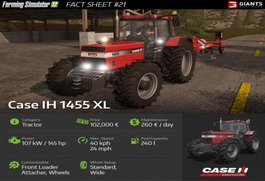 FARMING SIMULATOR 17 FACT SHEET #21