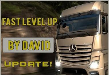 Fast Level UP – NEW – v0.1