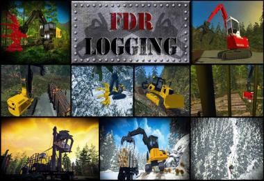 FDR Logging - Machine Pack v9