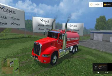 Fire fuel truck v1.0