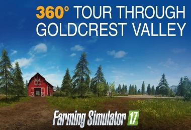 FS17 - 360 Tour Through Goldcrest Valley