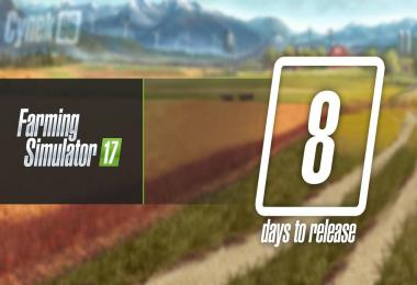 FS17: only 8 days left!