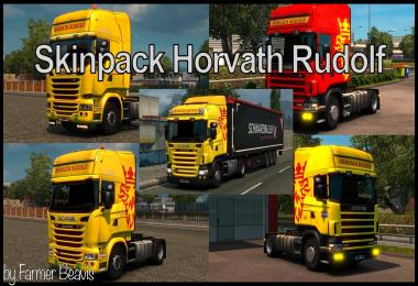 Horvath Rudolf Skinpack for Scania v2