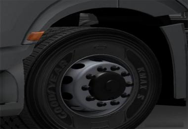 Hub reduction axle cap by KCl v2.4