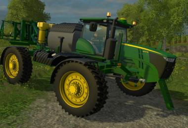JOHN DEERE 4045 SPRAYER v1.0