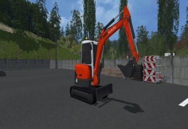 Kubota KX713 v1