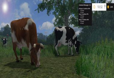 Livestock Manager v1.0