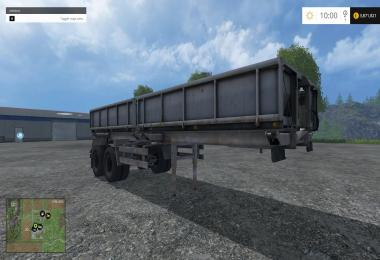 MAZ SEMI TRAILER by TYOMATY