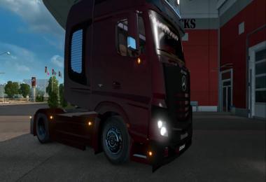 Mercedes Mega Tuning mod
