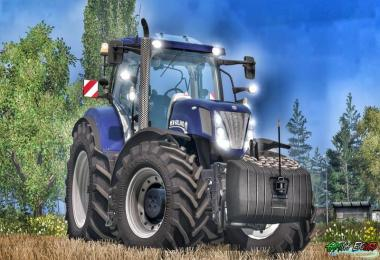 NH T7 Series T7.220 / 250 / 270 Wheelshader V1.0 Alpha