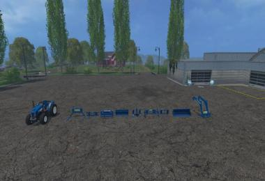 Pack New Holland v1