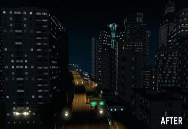 Realistic Building Lights v1.0