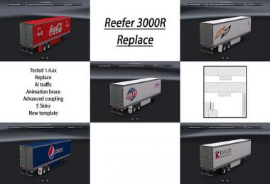 Reefer 3000R replace v1