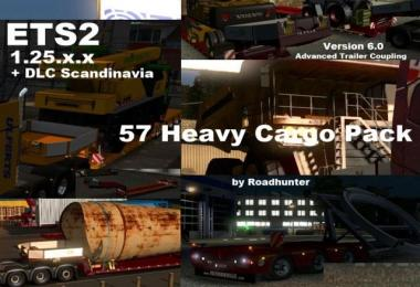 Roadhunter 57 Overweight Trailers Pack v6