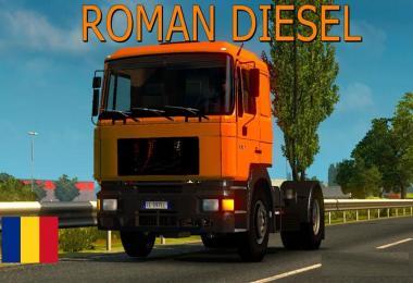 Roman Diesel v0.1 by Traian