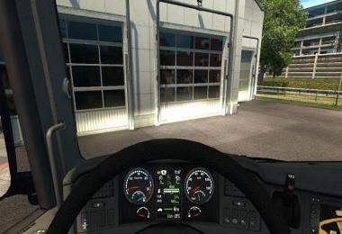 Scania dashboard computer v3.9.4 for 1.25