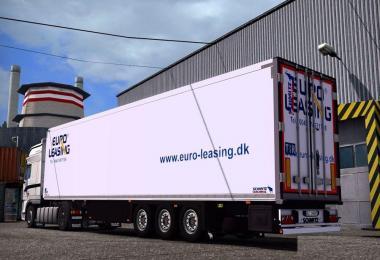 Schmitz SKO Euro leasing Trailer