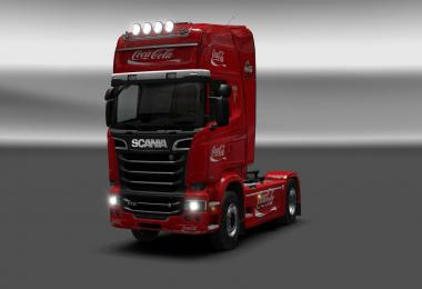 SCS Scania Streamline Coke 1.25