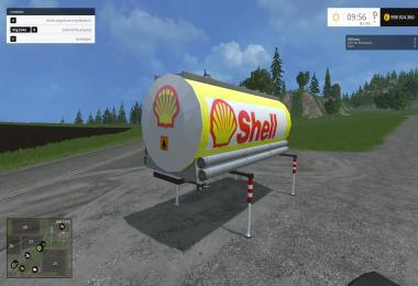 Shell Wechselbrucke V3