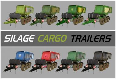 Silage Cargo Trailers v3.1 Final