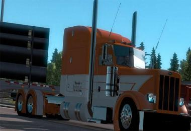 True Arts Modding Peterbilt 389 Modified v3.1 ATS 1.4xx