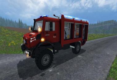 Unimog U5023 Pack v1.0