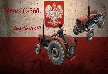 Ursus C-360 (FS2013) v1.0