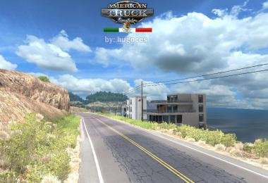 Viva Mexico Map v1.0 (Baja California Sur) Project