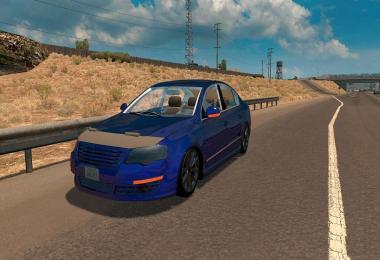 VW Passat v1.8