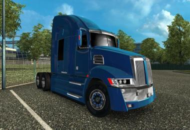 WESTERN STAR 5700 EX 2017 [BETA] for 1.25