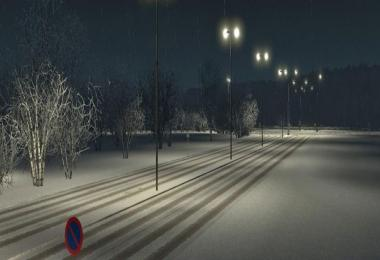 Winter & Snow MOD 2016 v1.1