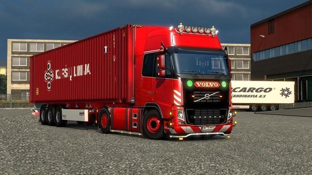 Volvo FH 2009 v16.6r