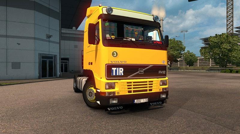 Volvo FH12 380 1.25.X