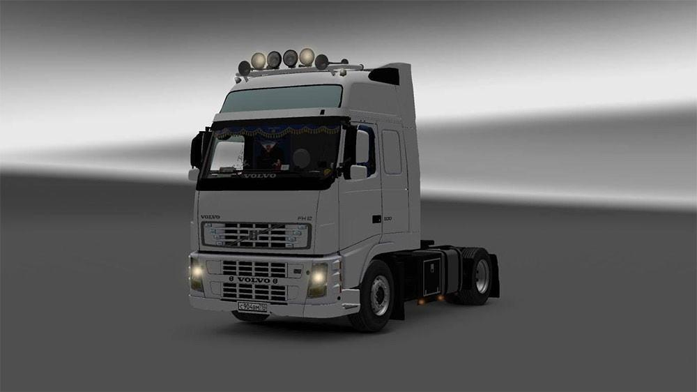 Volvo FH12 XL 500