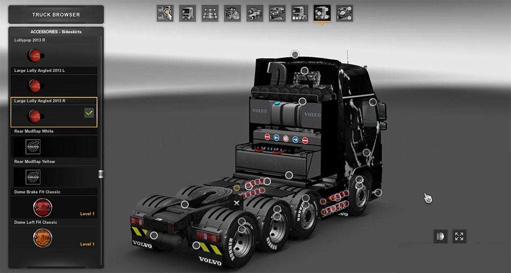 Volvo FH16 Classic Heavy Duty Addon v1.0-BETA3