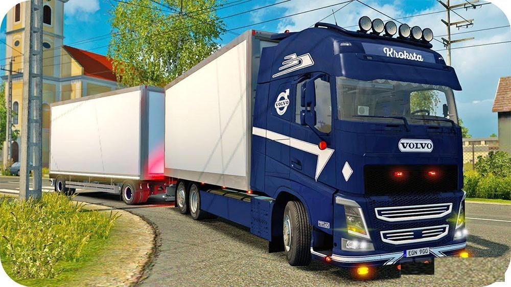 Volvo Kroksta Pack v1.25 New