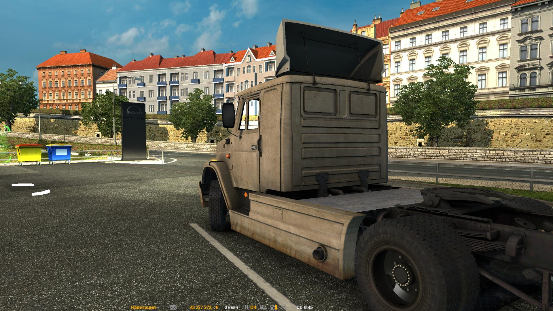 ZIL 4421 for 1.25.x - 1.23.x