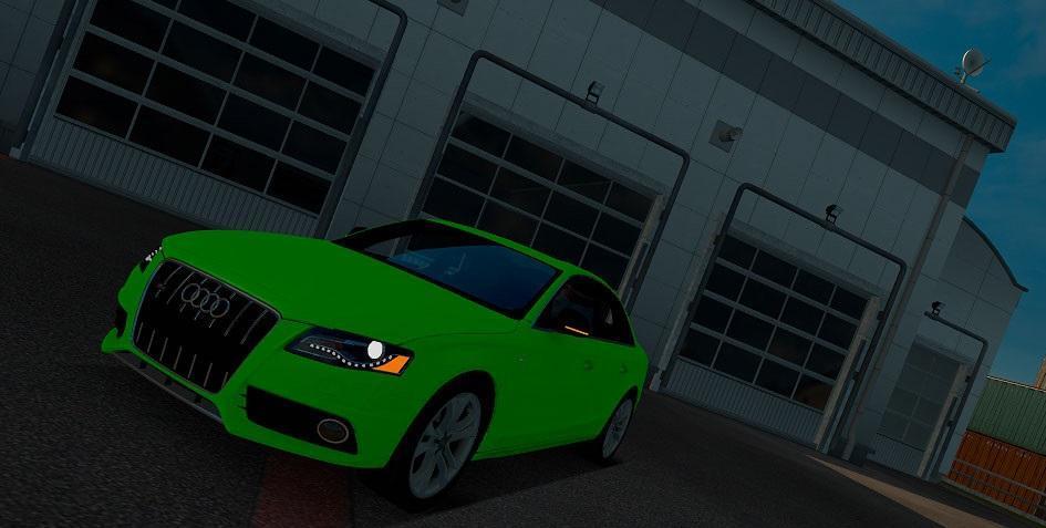 Audi S4 Rework v 1.0