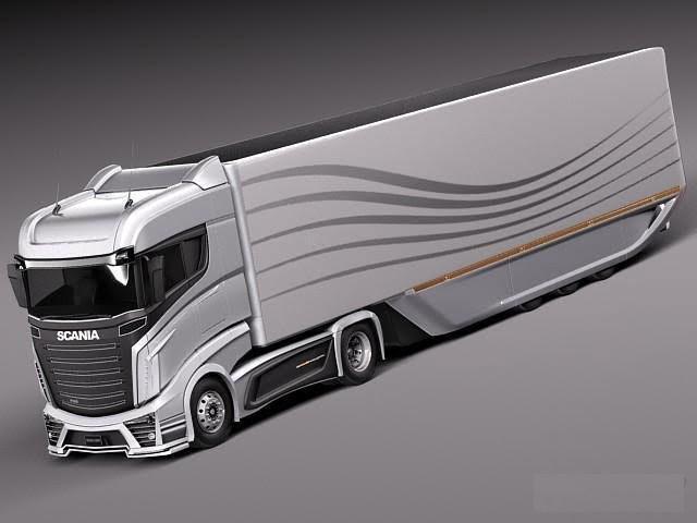 Scania R1000 Full