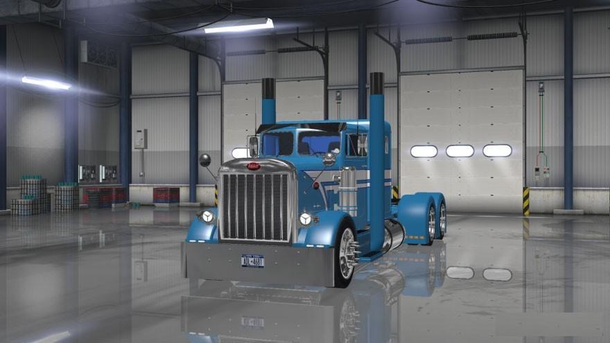 Peterbilt Custom 351