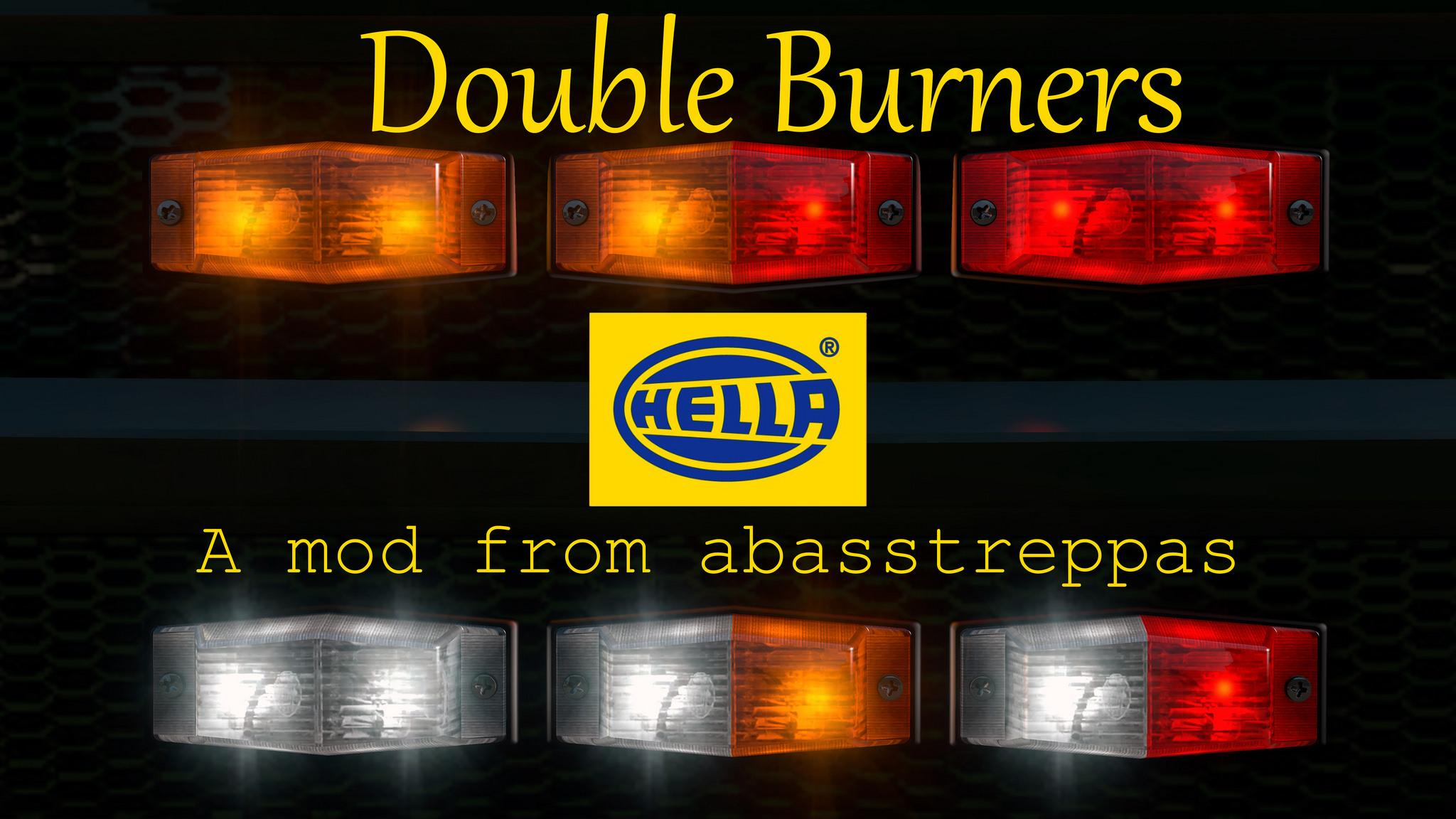 Hella Double Burners by abasstreppas