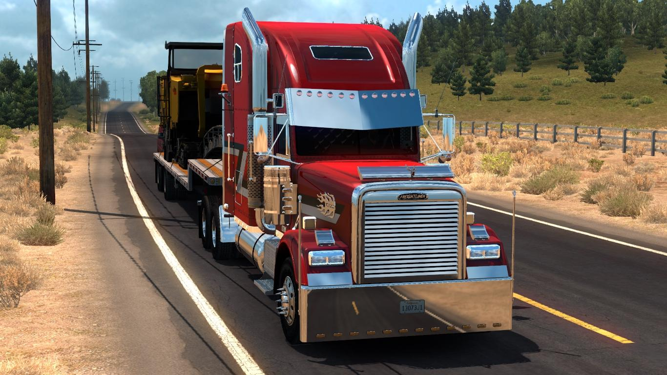 Freightliner Classic XL v2.1 Night