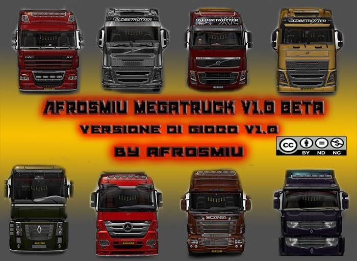 Afrosmiu MegaTruck V.1.0 Beta