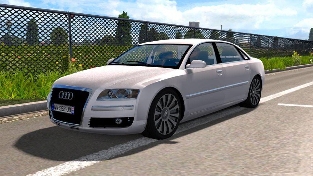 Audi A8 V1 0 Beta Modhub Us