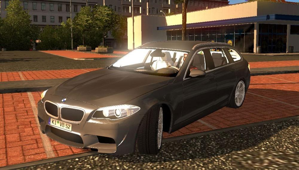 BMW M5 Reworked v1.0