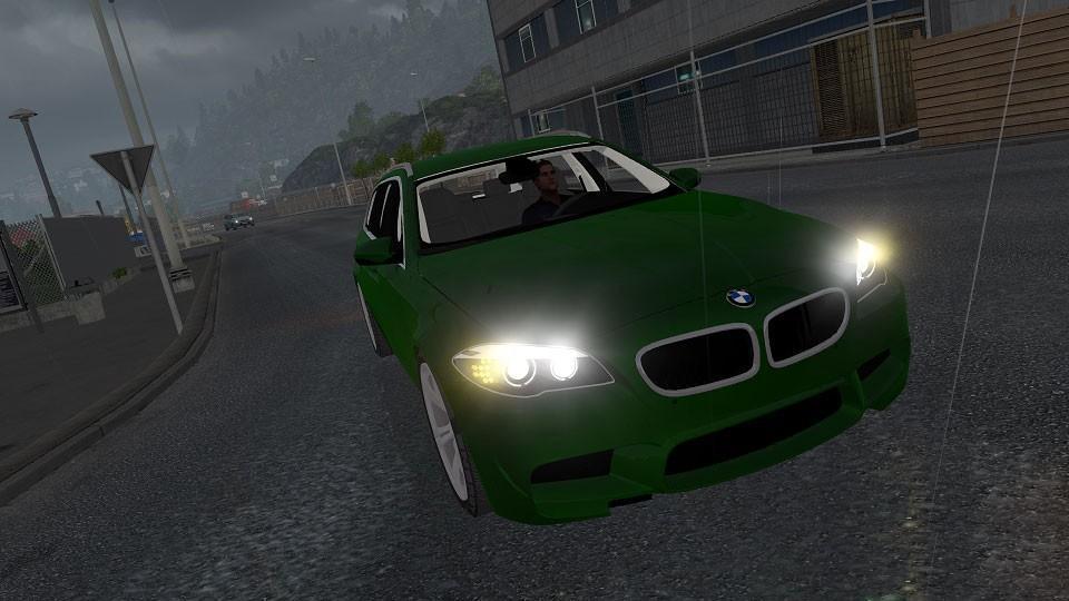 BMW M5 Touring v 1.2