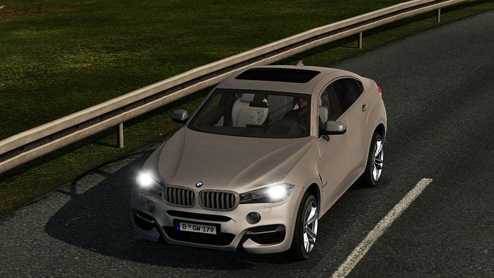 BMW X6 2016 v 1.2