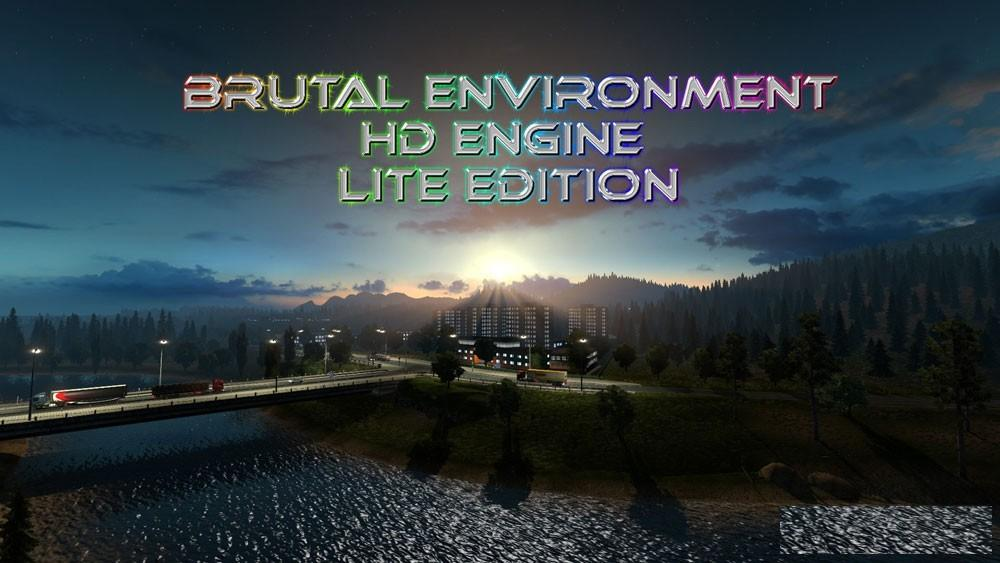 Brutal Environment HD Engine Lite Edition