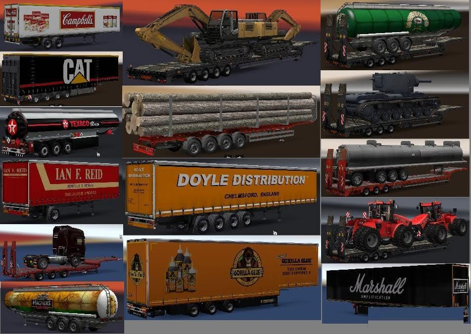 Chris45 Trailers Pack 8.02